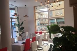 Mallorca Restaurants Palma Santa Catalina Millo Innen