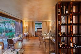 Mallorca Restaurants Campos Tess de Mar im Hotel Sa Creu Nova innen
