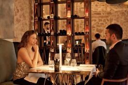 Mallorca Restaurants Campos Tess de Mar im Hotel Sa Creu Nova Ambiente