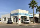 Mallorca Ärzte Cala d'Or Dusche Arztpraxis Ambulanta Aussenansicht