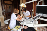 Behandlung in der Clinica Dental in Llucmajor auf Mallorca