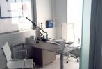 Mallorca Ärzte Dr. von Rohr Hautarzt Clinica Picasso Behandlungszimmer