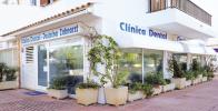 Mallorca Zahnarzt Clinica Dental Cala d'Or Aussenansicht