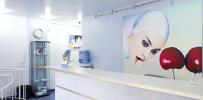 Mallorca Zahnarzt Clinica Dental Cala d'Or Empfang