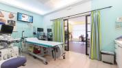 Mallorca Ärzte Dr. Hofmeister Allgemeinmedizin Akupunktur Funktionsraum