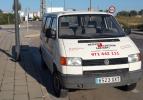 Mallorca Arzt Medizin Centrum Santanyi Einsatzwagen